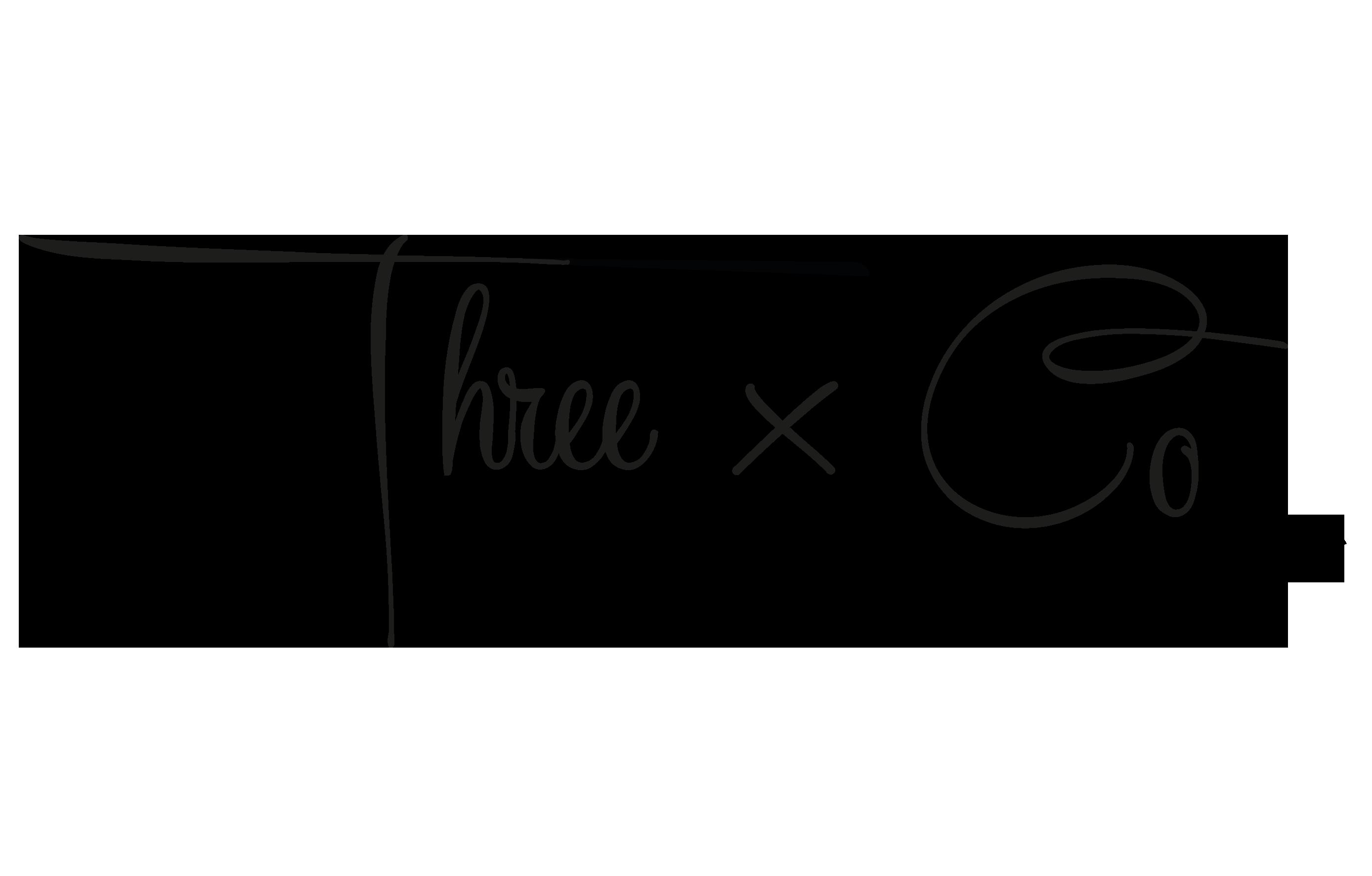 Three X Co.