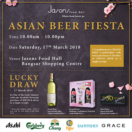 Asian Beer Fiesta
