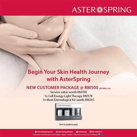 Begin Your Skin Health Journey With AsterSpring