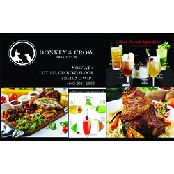 Donkey&Crow Irish Pub