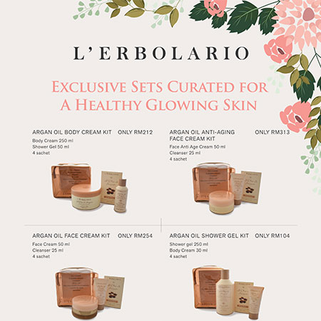 L'erbolario Promotion Set
