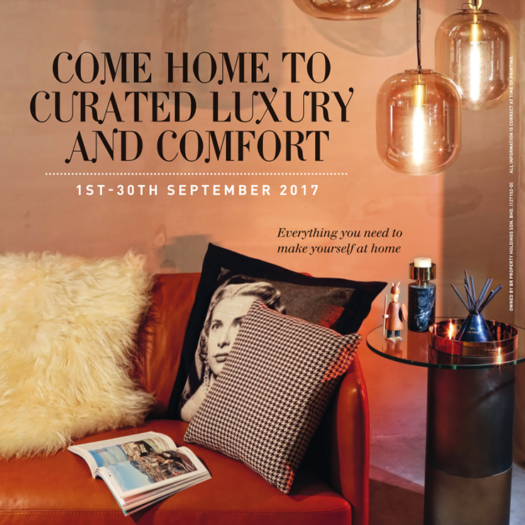 Come Home To Curated Luxury And Comfort