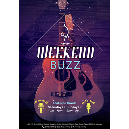 Weekend Buzz