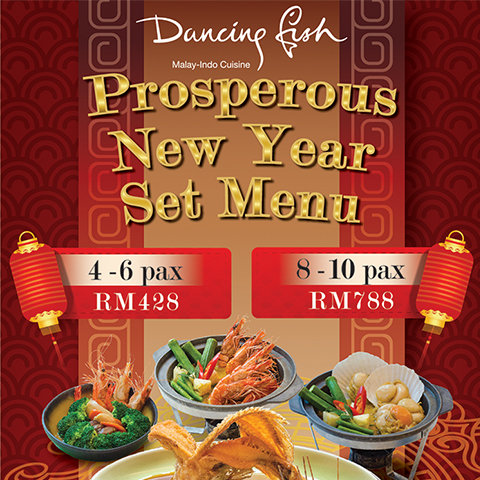 Prosperous New Year Set Menu