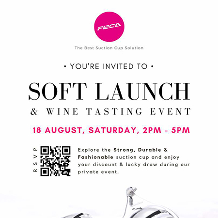 Soft Launch & Wine Tasting Event