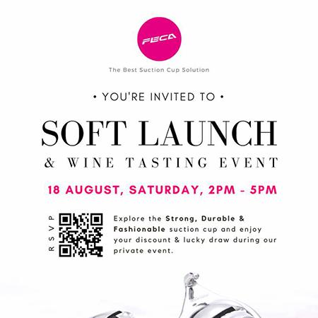 Soft Launch & Wine Tasting Event