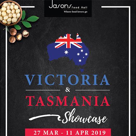Victoria & Tasmania