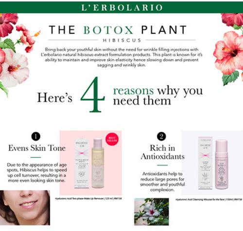 The Botox Plant