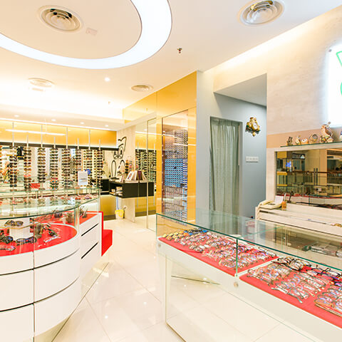 M&J Optometry Centre