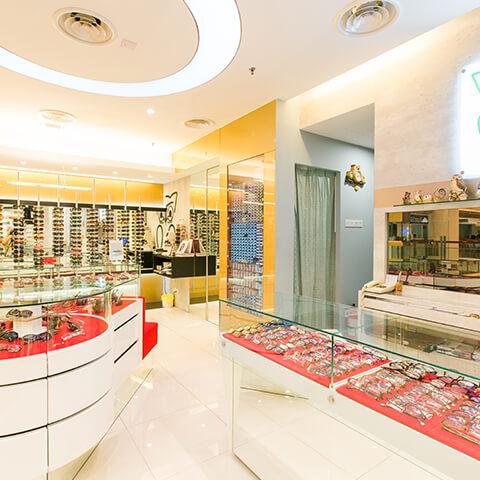 M&J Optometry Centre