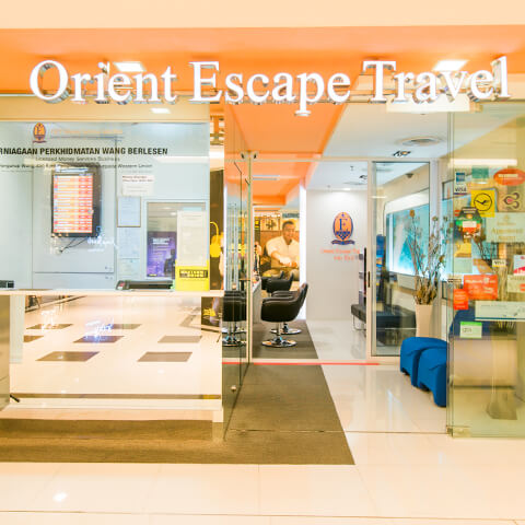 Orient Escape Travel / Money Exchange