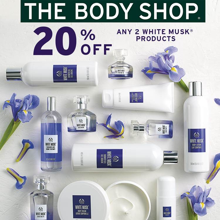 20% OFF Any 2