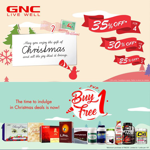 GNC Live Well Dec 2017