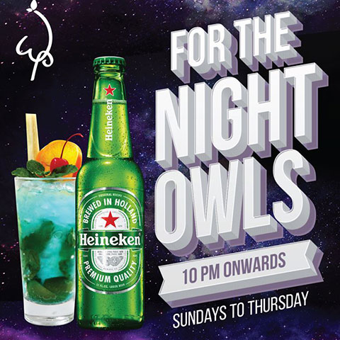 For the night owls
