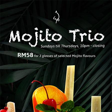 Mojito Trio
